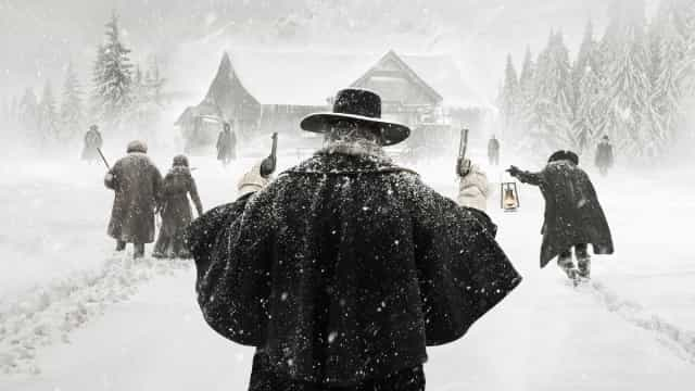 Netflix transformou 'Hateful Eight' de Tarantino numa minissérie
