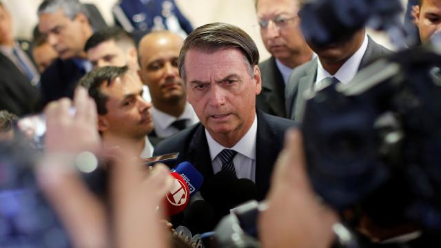 Bolsonaro revela que há mil amputações de pénis por ano no Brasil