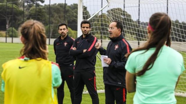 Sporting, Benfica e Braga dominam convocatória para Europeu feminino