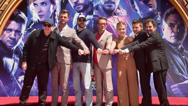 'Avengers: Endgame' soma e segue: Duas semanas, 530 mil espectadores