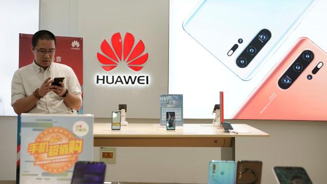 Huawei aumentou vendas em Portugal no primeiro semestre