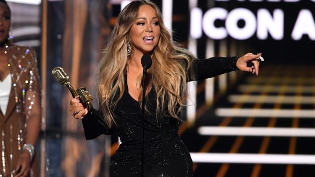 Cara envelhecida? Nem pensar! Mariah Carey recusa-se a aderir a app viral