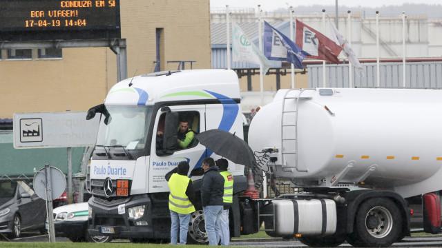 Greve dos motoristas: Reunião entre Governo, ANTRAM e Fectrans adiada