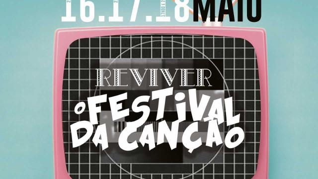 Benfica vai 'Reviver o Festival da Canção'
