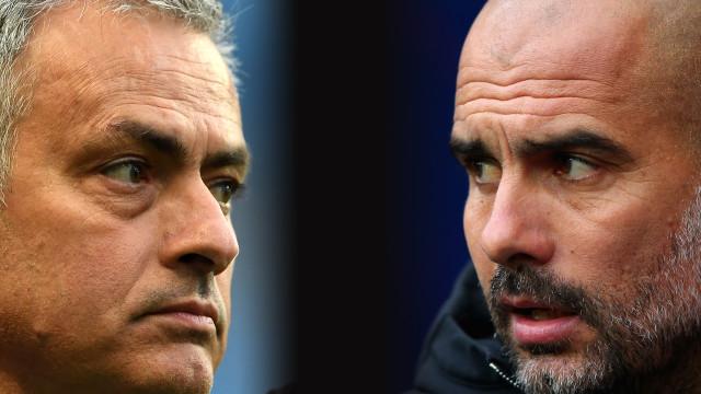 Guardiola ultrapassa Mourinho na lista dos 10 treinadores mais premiados