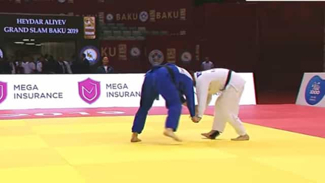 Insólito: Judoca português desqualificado por deixar cair... o telemóvel