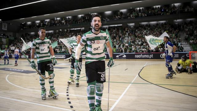 Sporting 'abate' FC Porto e sagra-se campeão europeu
