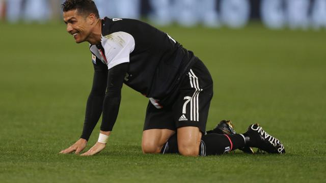 """""""A Juventus comprou CR7 e não soube como lhe fazer chegar a bola"""""""