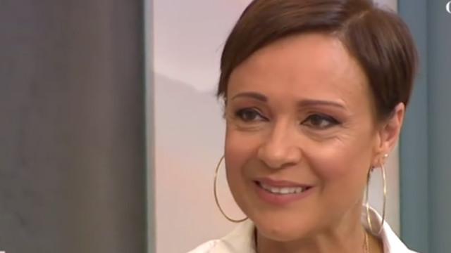 """Carla Andrino sobre cancro da mama: """"A adversidade que tive foi física"""""""