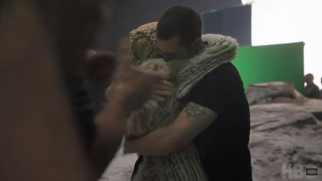 """""""Esta foi a última cena da Emilia em GoT"""". Eis o trailer do documentário"""