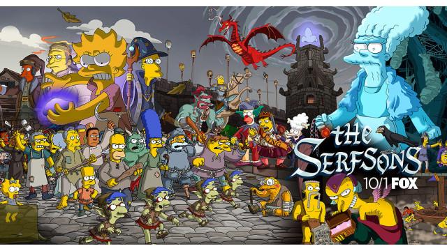 Sim, os Simpsons previram acontecimento do quinto episódio de GoT em 2017