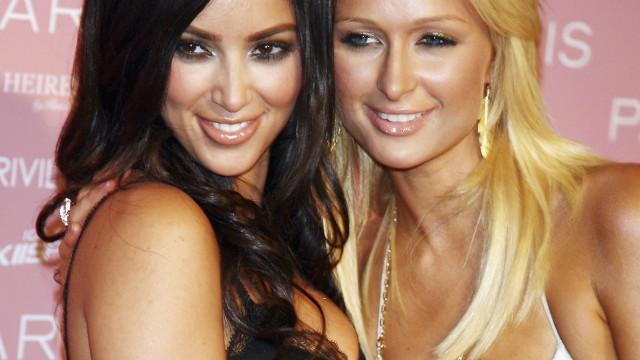 "Kim Kardashian ""faria qualquer coisa"" por Paris Hilton"