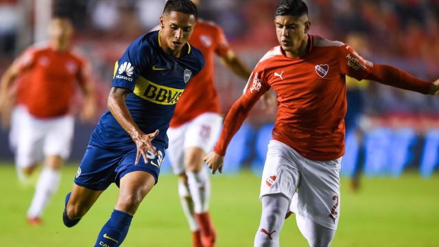 Agustín Almendra surge novamente no radar do FC Porto