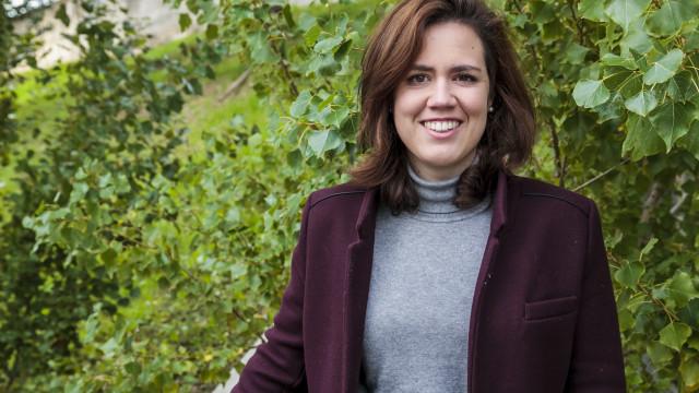 """A 'escuteira' número dois do PSD que não """"fecha portas"""" no partido"""