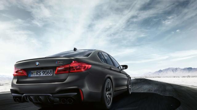 BMW M5 completa 35 anos. Conheça a edição comemorativa