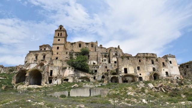As fascinantes e assustadoras cidades fantasma