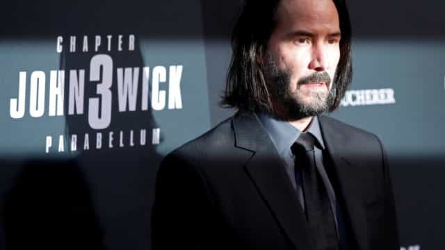 'Implacável', John Wick regressa e toma conta da liderança do box-office