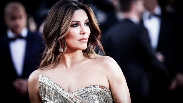 Eva Longoria operada de emergência antes de brilhar em Cannes