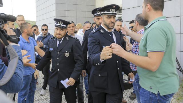 Defesa vai recorrer da condenação de agentes da PSP or agressão