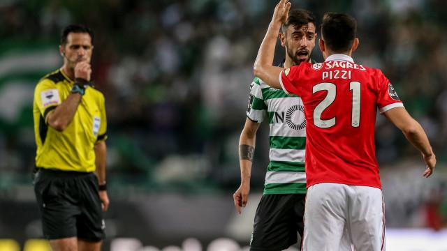 Pizzi esclarece polémico desentendimento com Bruno Fernandes