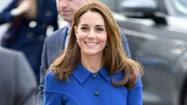 Revelado o super regime de fitness de Kate Middleton