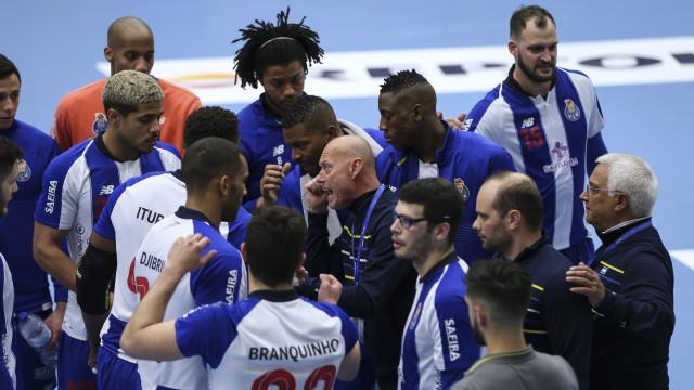 FC Porto sagra-se campeão nacional de andebol e leão cai do trono