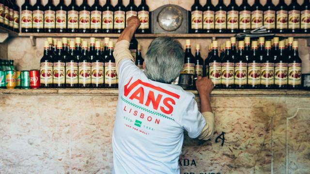 Vans 'Off the Wall' lança coleção com espírito lisboeta