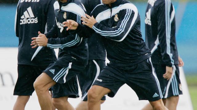 "Robben recorda saída do Real: ""Não foi só por causa do Ronaldo"""