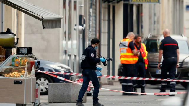 Autoridades francesas procuram ciclista que colocou explosivo em Lyon