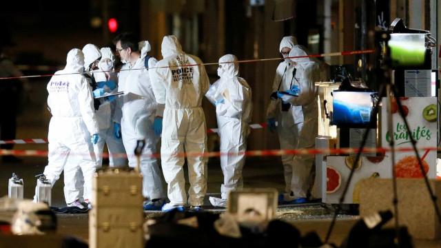 Lyon: Terrorismo 'em cima da mesa' e um suspeito 'a monte'