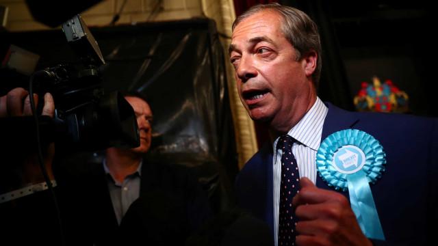 Partido do Brexit é o que tem mais assentos no novo Parlamento Europeu