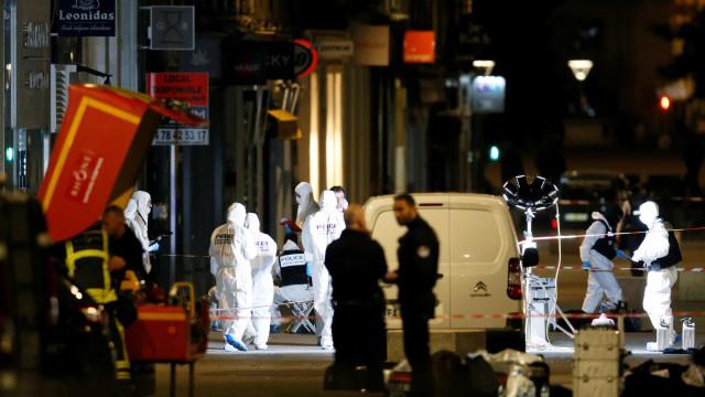 Detidos dois suspeitos do ataque em Lyon