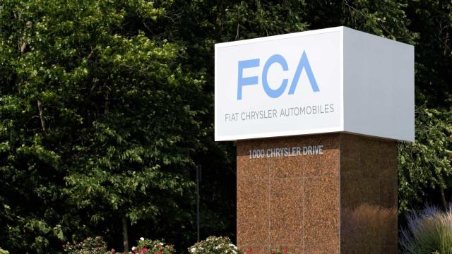 Ações da Fiat disparam 10% após proposta de fusão com a Renault