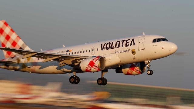 """Companhia Volotea destaca o """"muito potencial"""" do aeroporto do Porto"""