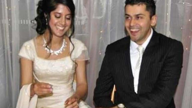 'Amo-te', as últimas palavras de mulher morta pelo marido