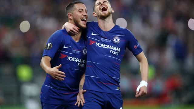 Chelsea conquista a Europa: Hazard do Arsenal foi a sorte dos blues