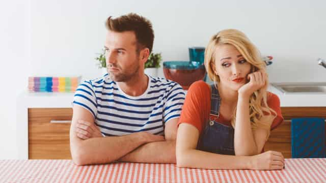 As 6 piores coisas que pode fazer numa discussão com o seu parceiro