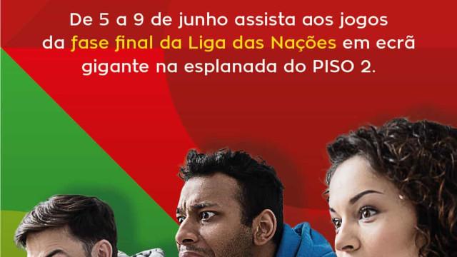 Almada Forum recebe a Liga das Nações: Jogos serão transmitidos em direto