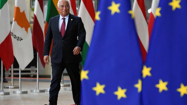 Costa, da desconfiança inicial em Bruxelas ao estatuto de negociador