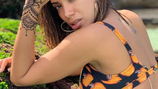 Anitta admite que fez um curso para aprender a massajar testículos