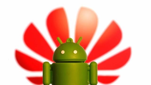 """Huawei sem """"qualquer impacto"""" no mercado português"""
