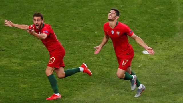Depois de Eder, Portugal voa à boleia de Guedes. Liga das Nações é nossa