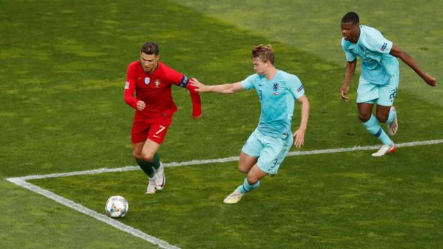 """""""Ronaldo pediu-me para ir para a Juventus. Fiquei chocado"""""""