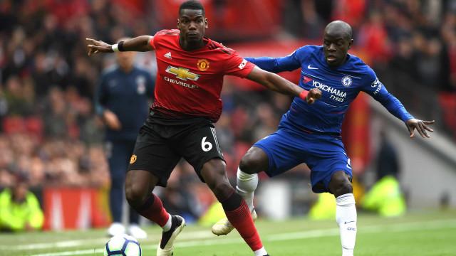 Raiola falou, United não gostou e Pogba sofreu as consequências