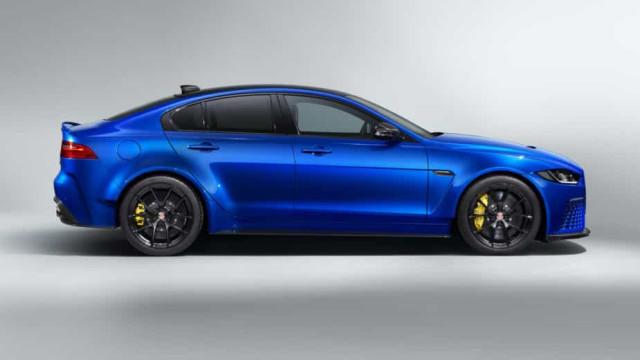 Jaguar XE SV Project 8: Um makeover de 600 cavalos