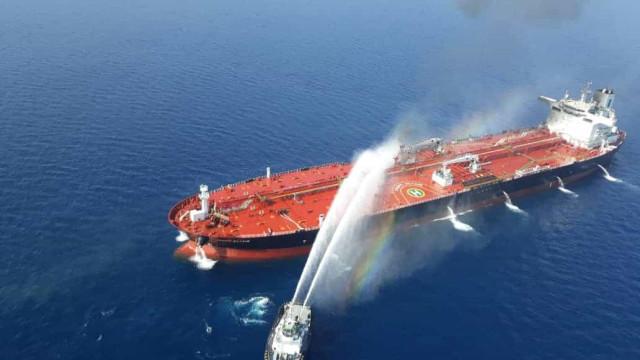 Irão protesta contra posição de Londres sobre ataque a petroleiros