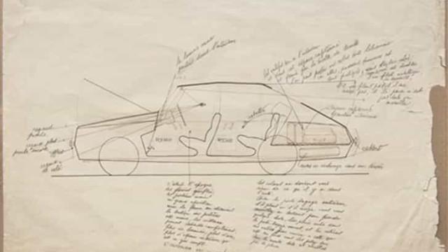 Linea Diamante: Um clássico do futuro que demorou 65 anos a chegar