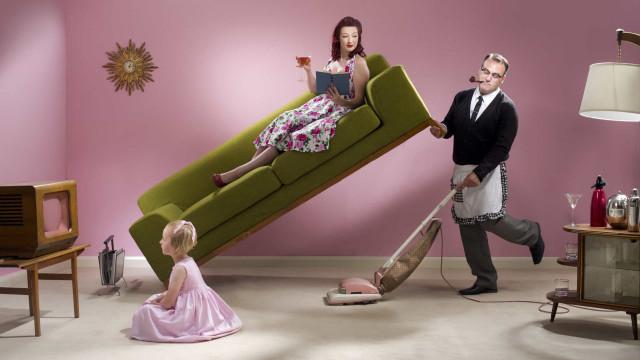 Cientistas revelam a tarefa doméstica que reduz o stress (sem desculpas)