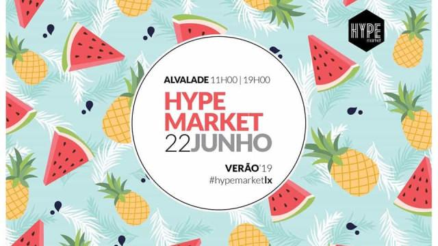 Chegou o verão e com ele a última edição desta temporada do Hype Market
