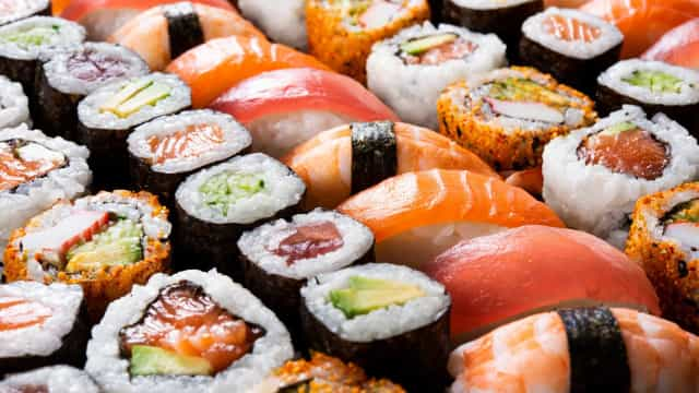 Afinal, quantas vezes por semana posso comer sushi?